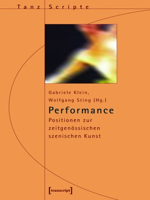 cover image of Performance