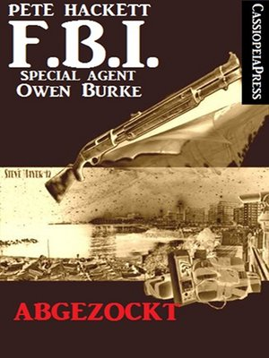 cover image of Abgezockt (FBI Special Agent)