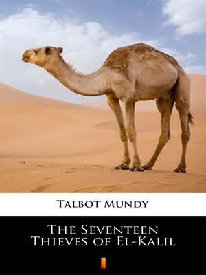 cover image of The Seventeen Thieves of El-Kalil