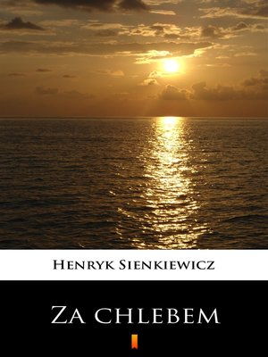 cover image of Za chlebem