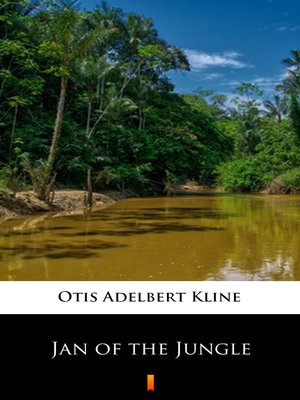 cover image of Jan of the Jungle