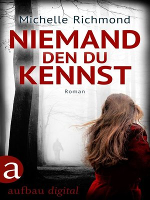 cover image of Niemand, den du kennst
