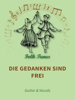 cover image of Die Gedanken sind frei