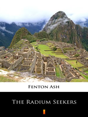 cover image of The Radium Seekers