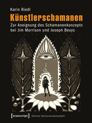 cover image of Künstlerschamanen