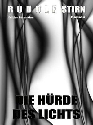 cover image of Die Hürde des Lichts