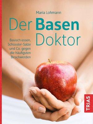 cover image of Der Basen-Doktor