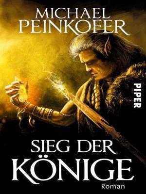 cover image of Sieg der Könige