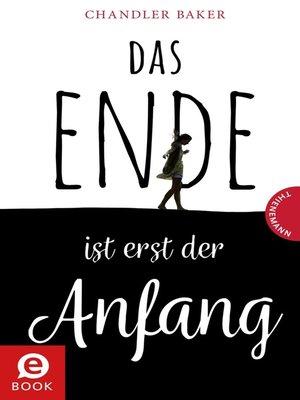 cover image of Das Ende ist erst der Anfang