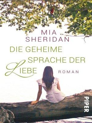 cover image of Die geheime Sprache der Liebe