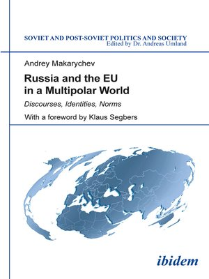 cover image of Russia and the EU in a Multipolar World