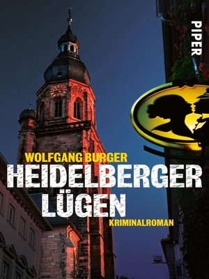 cover image of Heidelberger Lügen