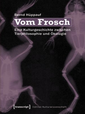 cover image of Vom Frosch