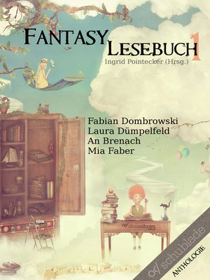 cover image of Fantasy-Lesebuch 1