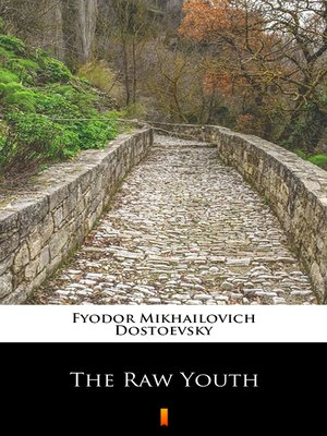 cover image of The Raw Youth
