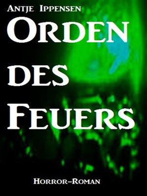 cover image of Orden des Feuers (Dämonenjäger Murphy)