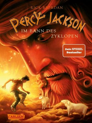 cover image of Serie Percy Jackson, Buch 2