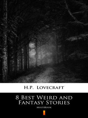 cover image of 8 Best Weird and Fantasy Stories