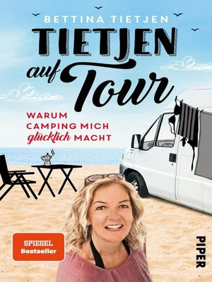 cover image of Tietjen auf Tour