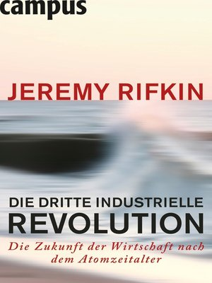 cover image of Die dritte industrielle Revolution