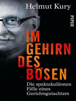 cover image of Im Gehirn des Bösen