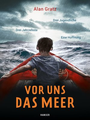 cover image of Vor uns das Meer