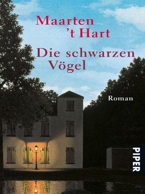 cover image of Die schwarzen Vögel