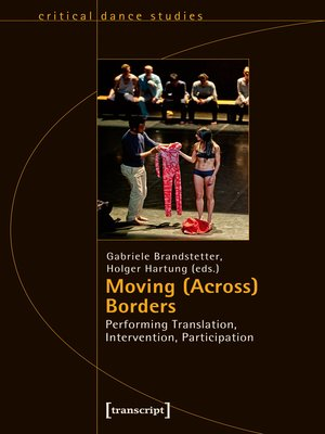cover image of Moving (Across) Borders
