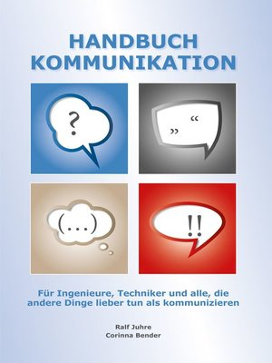 cover image of Handbuch Kommunikation