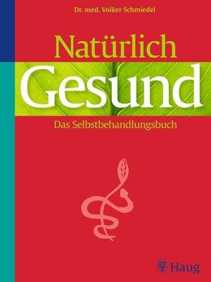 cover image of Natürlich gesund!