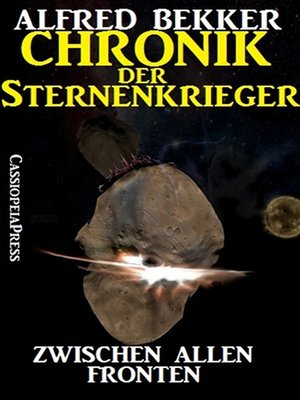 cover image of Chronik der Sternenkrieger 6
