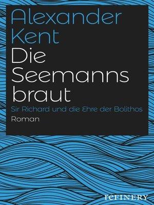 cover image of Die Seemannsbraut