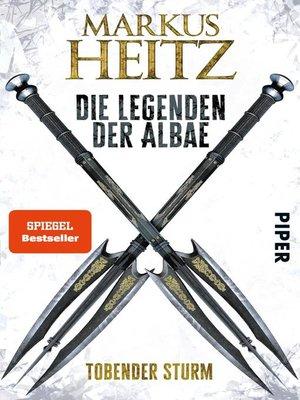cover image of Serie Die Legenden der Albae, Buch 4