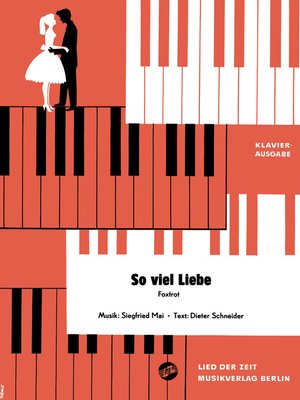cover image of So viel Liebe!