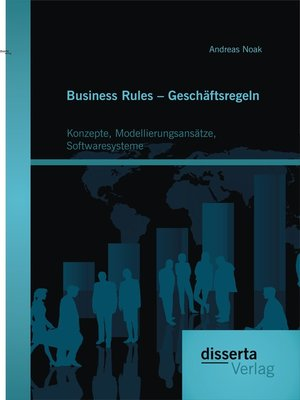 cover image of Business Rules – Geschäftsregeln