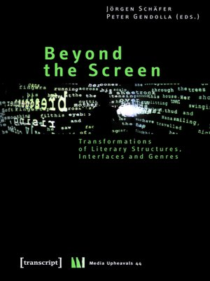 cover image of Beyond the Screen