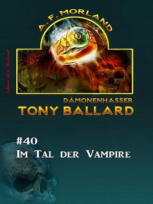 cover image of Tony Ballard #40