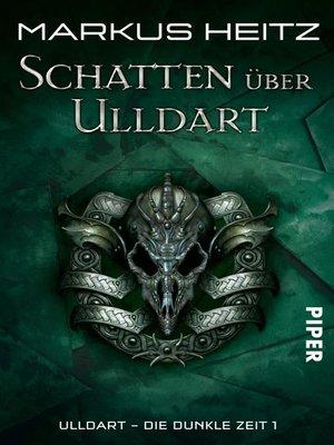 cover image of Schatten über Ulldart