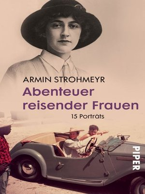 cover image of Abenteuer reisender Frauen