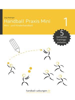cover image of Mini- und Kinderhandball