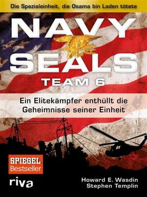 cover image of Navy Seals Team 6