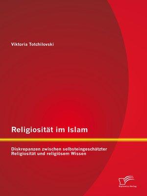cover image of Religiosität im Islam