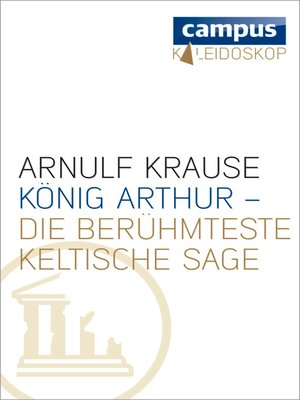 cover image of König Arthur