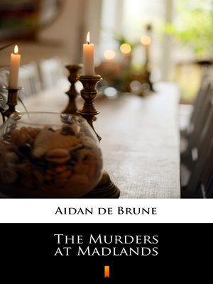 cover image of The Murders at Madlands