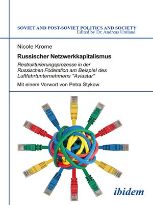 cover image of Russischer Netzwerkkapitalismus