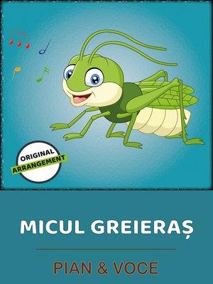 cover image of Micul Greieraș