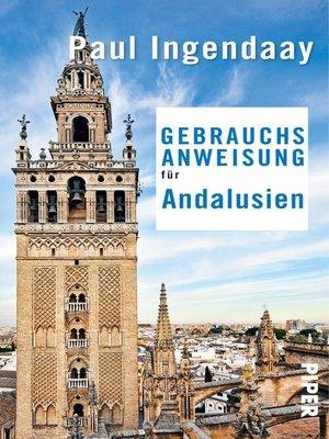 cover image of Gebrauchsanweisung für Andalusien