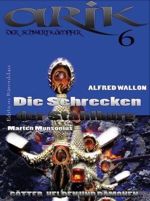 cover image of Arik der Schwertkämpfer 6