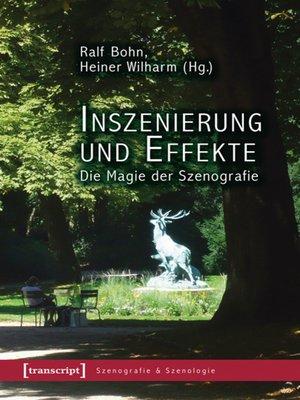 cover image of Inszenierung und Effekte