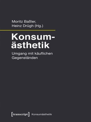 cover image of Serie Konsumästhetik, Buch 6